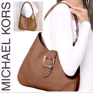 MICHAEL KORS Large Brown Handbag NWT